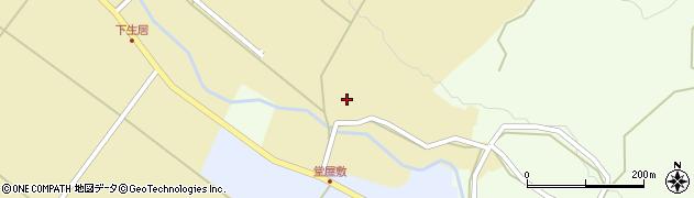 山形県上山市下生居51周辺の地図
