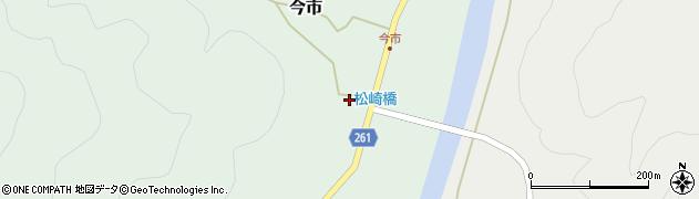 山形県西置賜郡小国町今市273周辺の地図