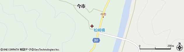 山形県西置賜郡小国町今市352周辺の地図