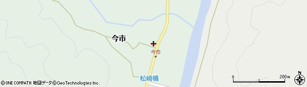 山形県西置賜郡小国町今市336周辺の地図