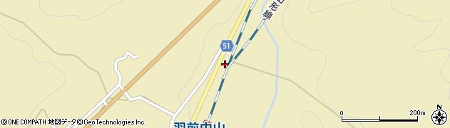 山形県上山市中山3572周辺の地図