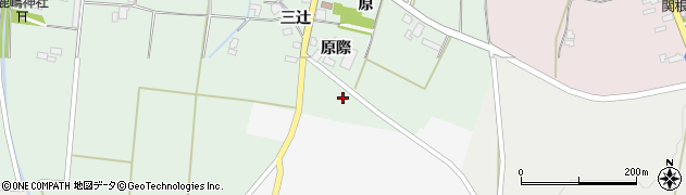 山形県上山市藤吾原2088周辺の地図