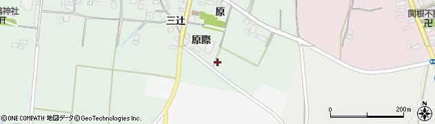 山形県上山市藤吾原1402周辺の地図