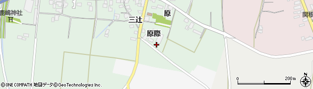 山形県上山市藤吾原際1399周辺の地図