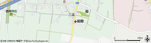 山形県上山市藤吾1617周辺の地図
