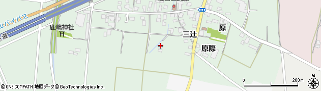 山形県上山市藤吾520周辺の地図