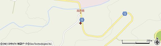 山形県上山市蔵王2671周辺の地図