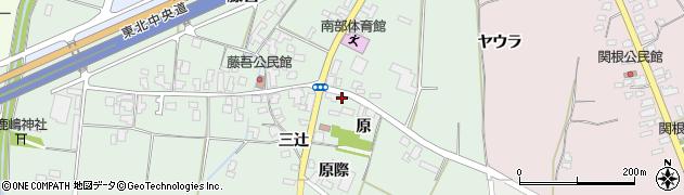 山形県上山市藤吾458周辺の地図