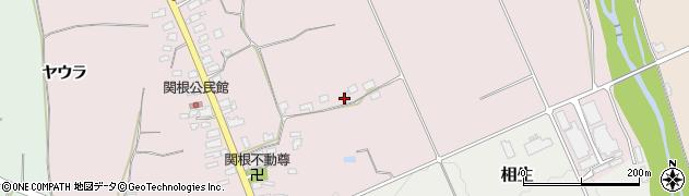 山形県上山市関根90周辺の地図