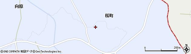宮城県蔵王町(刈田郡)小村崎(清上)周辺の地図
