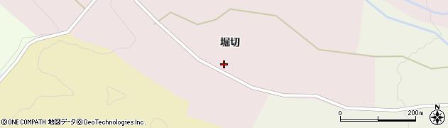 山形県上山市永野堀切1143周辺の地図
