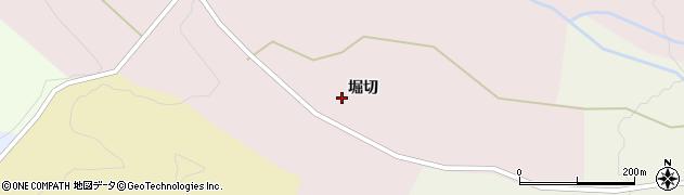 山形県上山市永野堀切1172周辺の地図