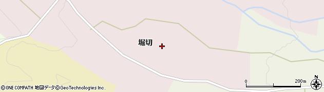 山形県上山市永野堀切2214周辺の地図