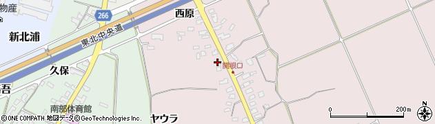 山形県上山市関根21周辺の地図