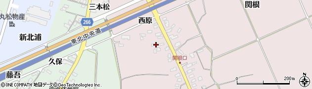 山形県上山市関根686周辺の地図