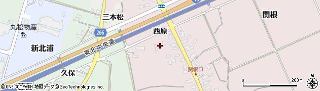 山形県上山市関根ヤウラ816周辺の地図
