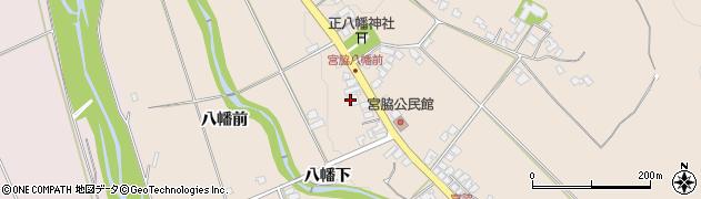 山形県上山市宮脇69周辺の地図