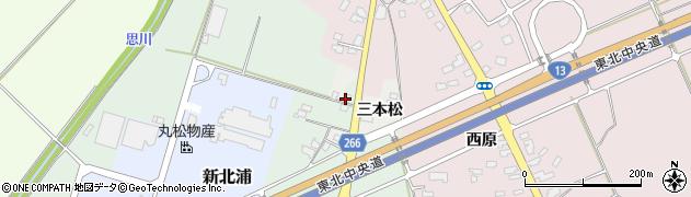 山形県上山市藤吾小橋382周辺の地図