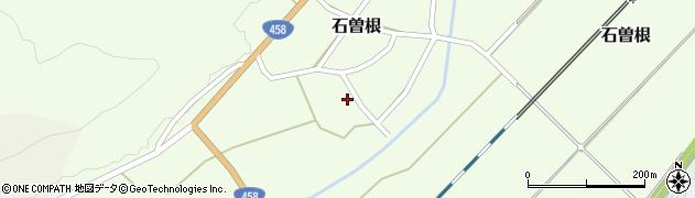 山形県上山市石曽根151周辺の地図