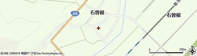 山形県上山市石曽根20周辺の地図