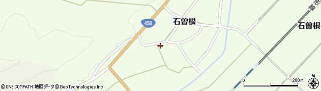 山形県上山市石曽根6周辺の地図