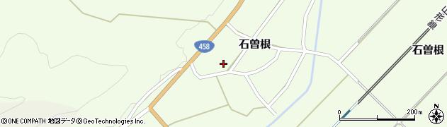 山形県上山市石曽根5周辺の地図