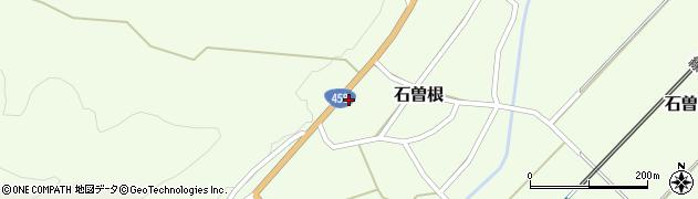 山形県上山市石曽根1361周辺の地図