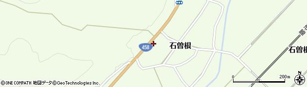 山形県上山市石曽根12周辺の地図