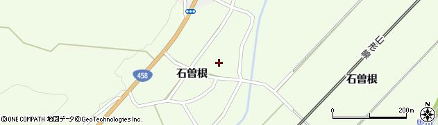 山形県上山市石曽根36周辺の地図