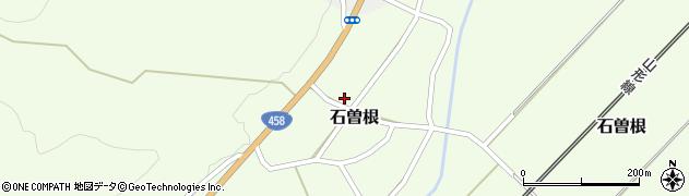 山形県上山市石曽根29周辺の地図