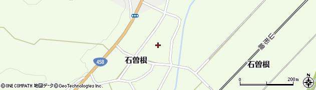 山形県上山市石曽根37周辺の地図