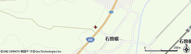 山形県上山市石曽根1404周辺の地図
