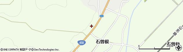 山形県上山市石曽根池沢1404周辺の地図