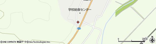 山形県上山市高松1230周辺の地図