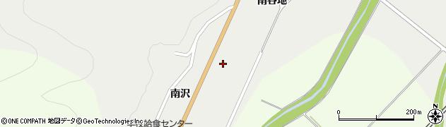 山形県上山市高松南谷地1175周辺の地図