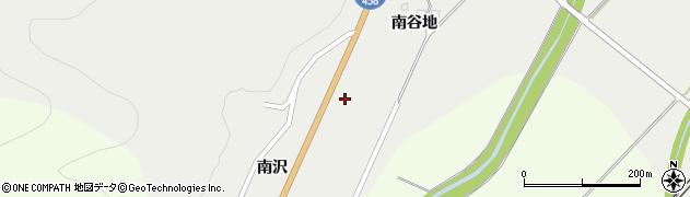 山形県上山市高松南谷地1173周辺の地図