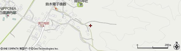 山形県西置賜郡白鷹町浅立3963周辺の地図
