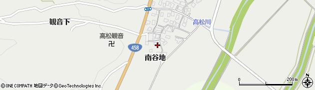 山形県上山市高松77周辺の地図