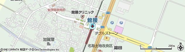 宮城県名取市周辺の地図