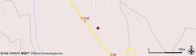 山形県上山市永野48周辺の地図