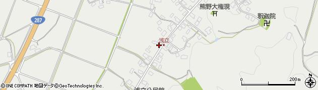 山形県西置賜郡白鷹町浅立3842周辺の地図