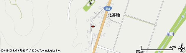 山形県上山市高松321周辺の地図