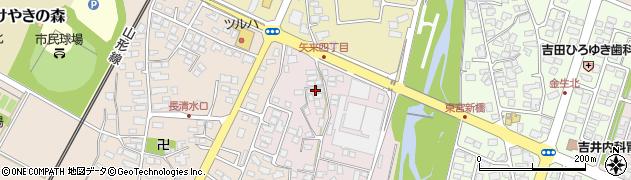山形県上山市石堂2周辺の地図