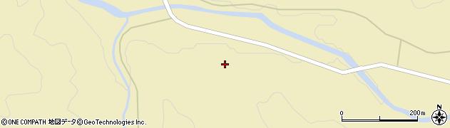山形県西置賜郡小国町石滝337周辺の地図