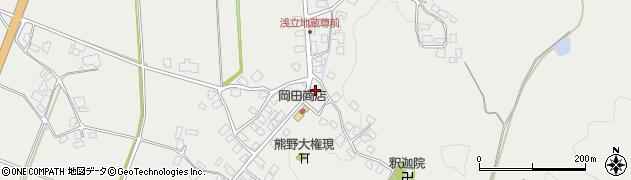 山形県西置賜郡白鷹町浅立3709周辺の地図