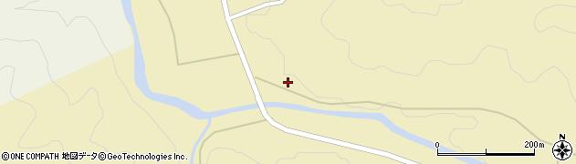 山形県西置賜郡小国町石滝周辺の地図