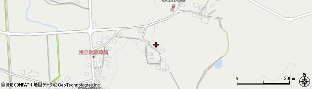 山形県西置賜郡白鷹町浅立3569周辺の地図