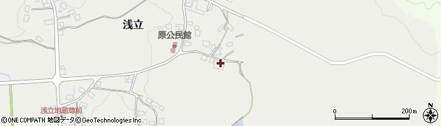 山形県西置賜郡白鷹町浅立2976周辺の地図