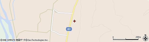 山形県西置賜郡小国町越中里399周辺の地図