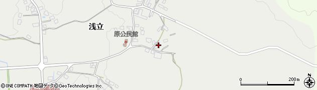 山形県西置賜郡白鷹町浅立2974周辺の地図